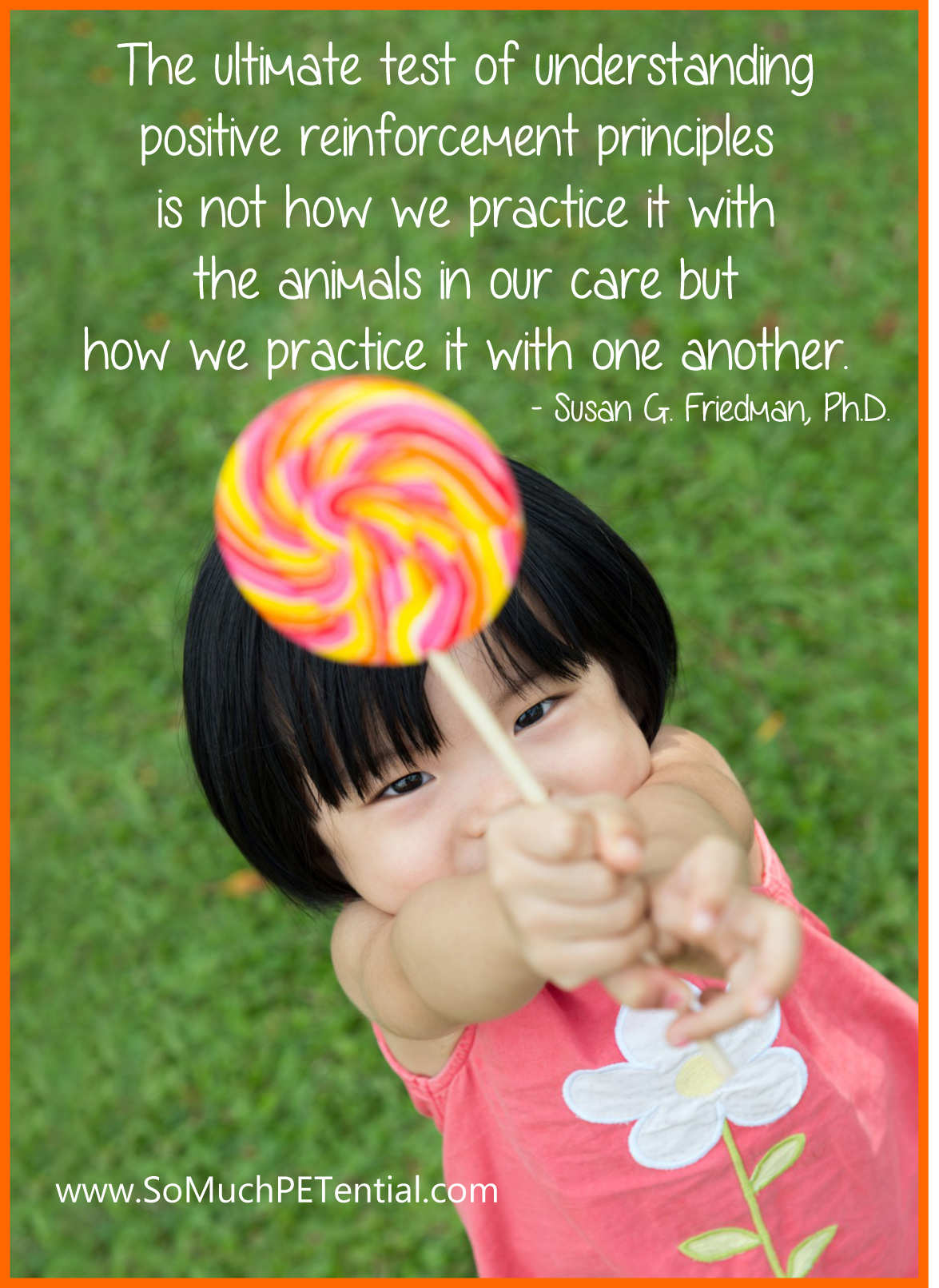 How Do You Practice Positive Reinforcement?