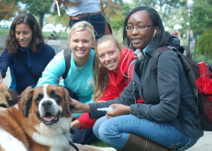 University of Cincinnati Paws for a Cause