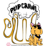 Cincinnati Pup Crawl fundraiser for canine cancer research