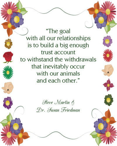 quote about dog and pet training