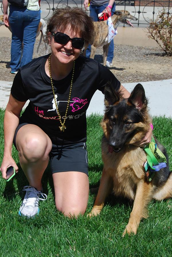 Join Me At The Paw Joggers Run
