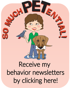 Subscribe to newsletters of Cincinnati dog trainer, Lisa Desatnik
