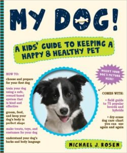 My Dog, a book on dogs for kids