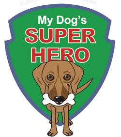 My Dog's Super Hero, a Cincinnati dog training class for kids by Cincinnati Certified Dog Trainer, Lisa Desatnik, CPDT-KA, CPBC